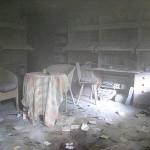 Massive Folgeschäden durch den Einsatz eines Pulverlöschers. Was nun tatsächlich gebrannt hat, ist nicht mehr zu erkennen. Foto: Feuerwehr St. Blasien